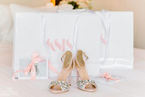Buty ślubne do zakochania
